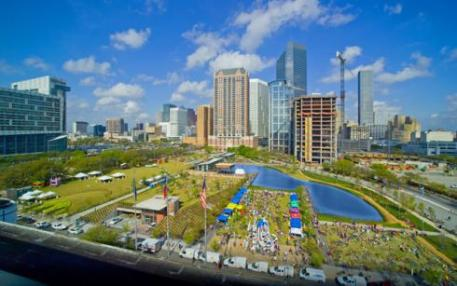 Discovery Green, Houston