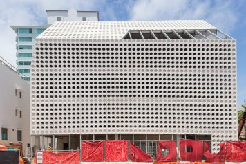 Faena Parking Garage by OMA