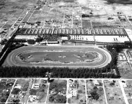 Infamous Racetrack of Hialeah