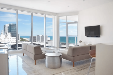 AirBnB Listing in Miami