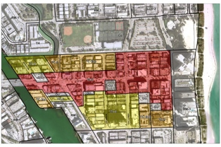 Proposed density map