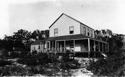 Historic Coconut Grove House