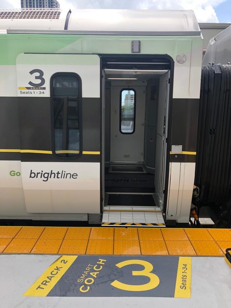 Train Entry