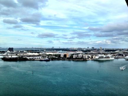 Proposed site at Port Miami