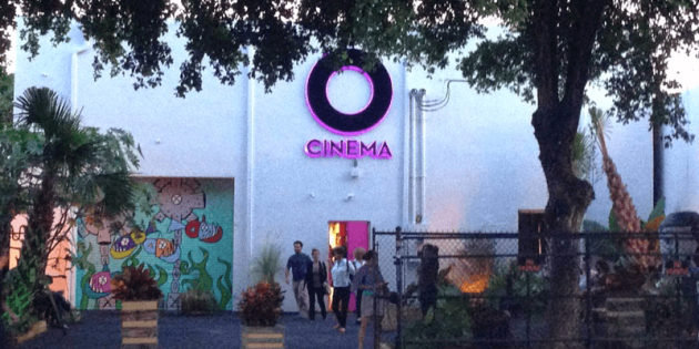 O Cinema has 2 other locations across Miami
