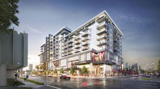 Wynwood Green is Lennar's Proposal for the Land