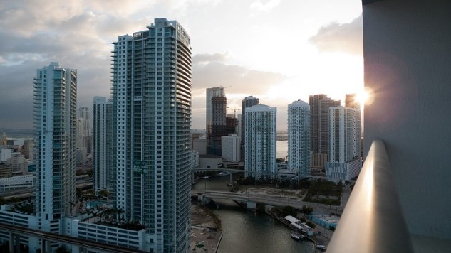 New construction Condo Buildings in Miami